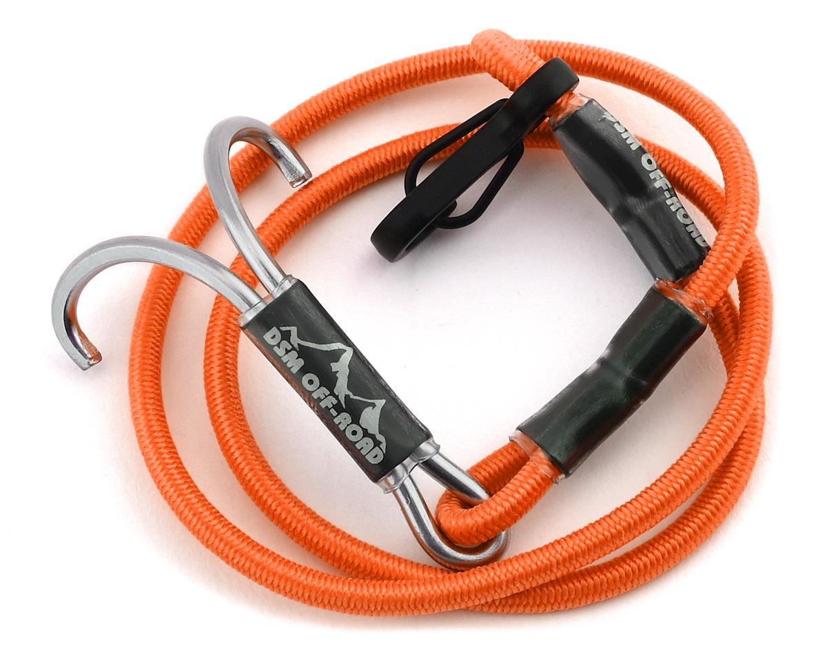 """DSM Off-Road 16"""" V3 Self Recovery Kinetic Strap System (Neon Orange) 