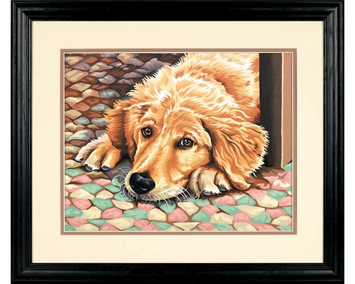 Dimensions 73-91431 Dog Tired PBN