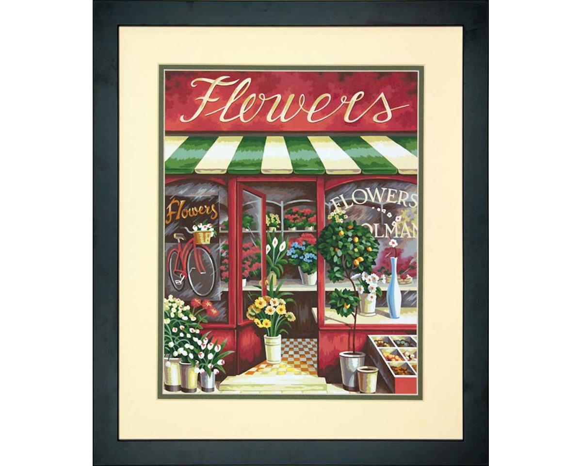 Dimensions 73-91442 Flower Shop PBN