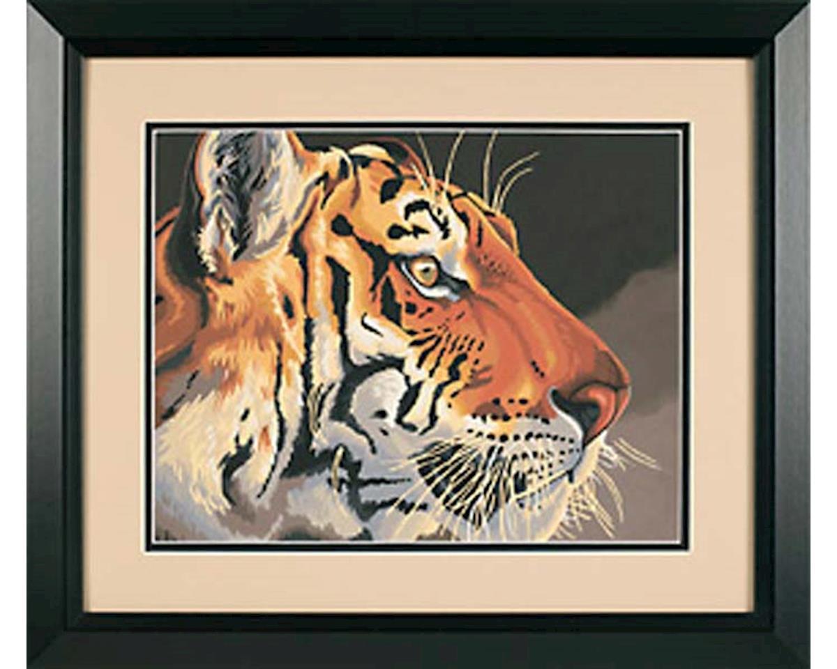 91323 Regal Tiger PBN 14X11 by Dimensions