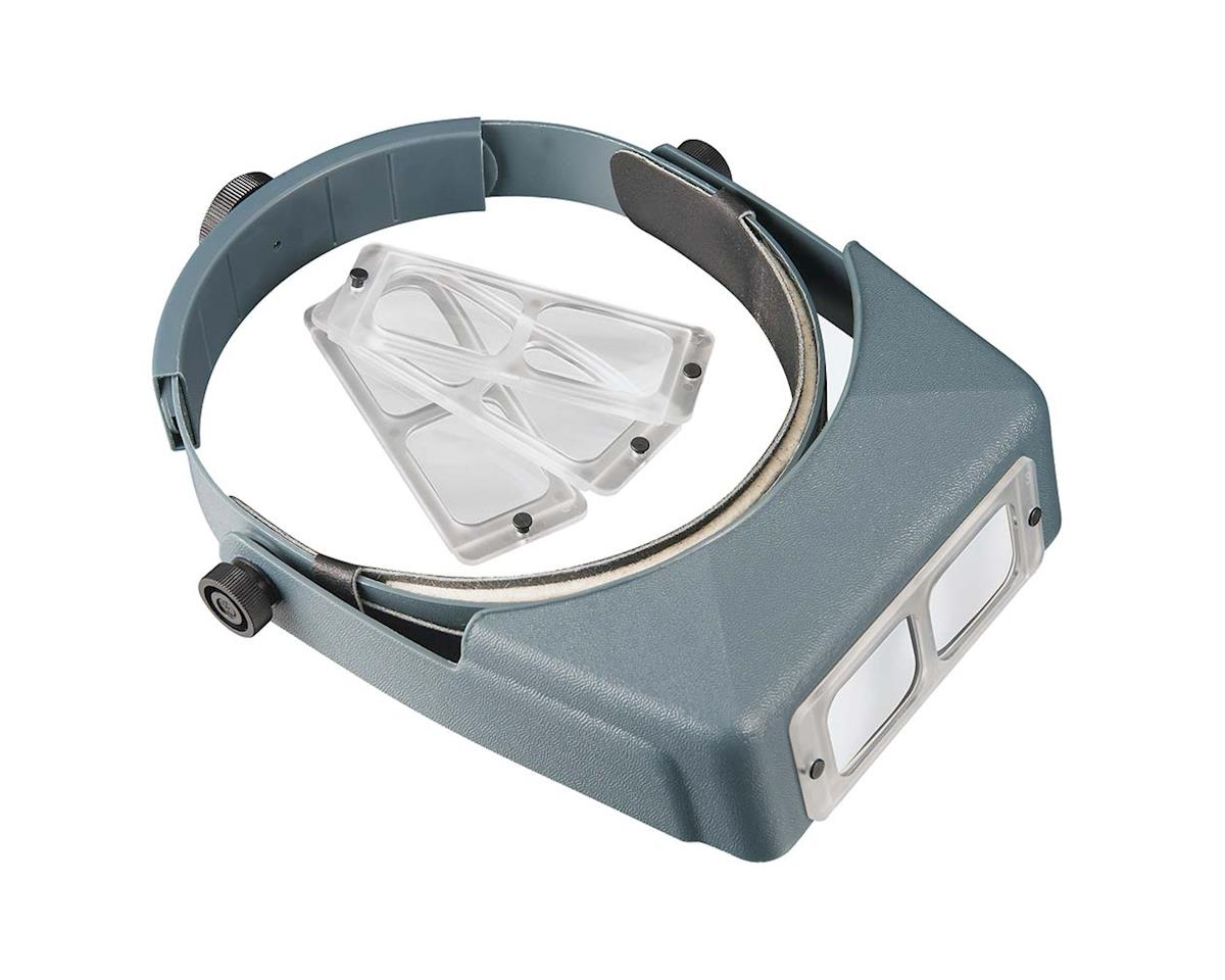 Donegan Optical Optivisor Al Magnifier Set W/Lx5/Al13/Al14/Al17