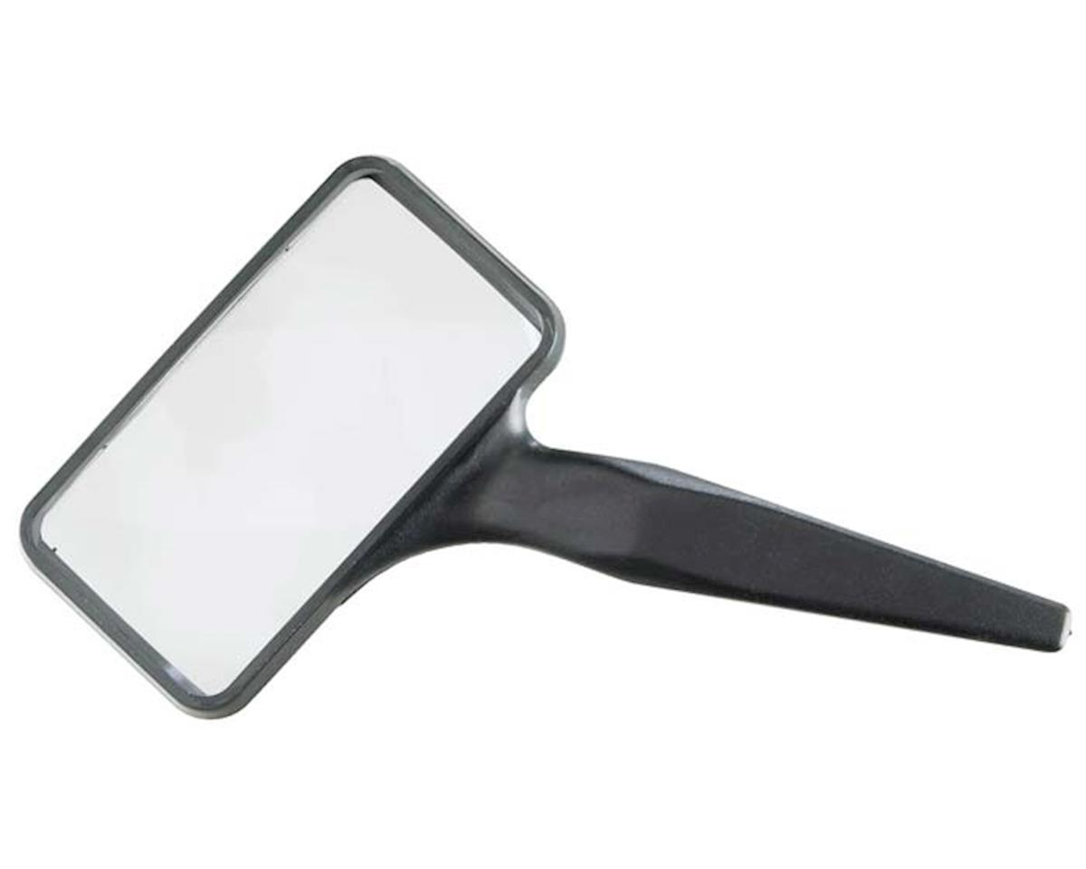 "C-624 2x4"" Rectangular Hand Held Magnifier by Donegan Optical"