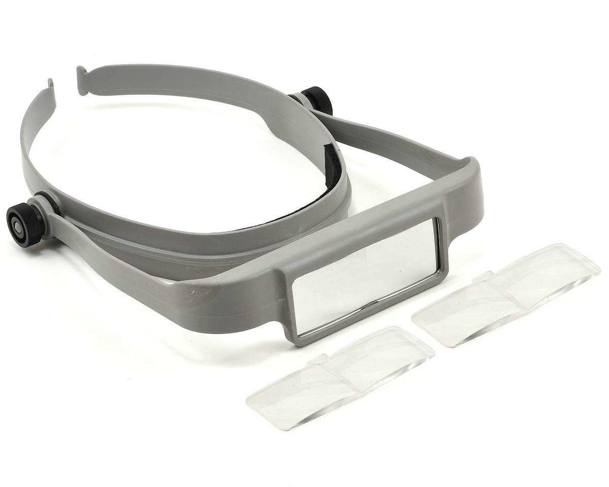 OptiSIGHT Mag Visor w/3 Lens Plates by Donegan Optical