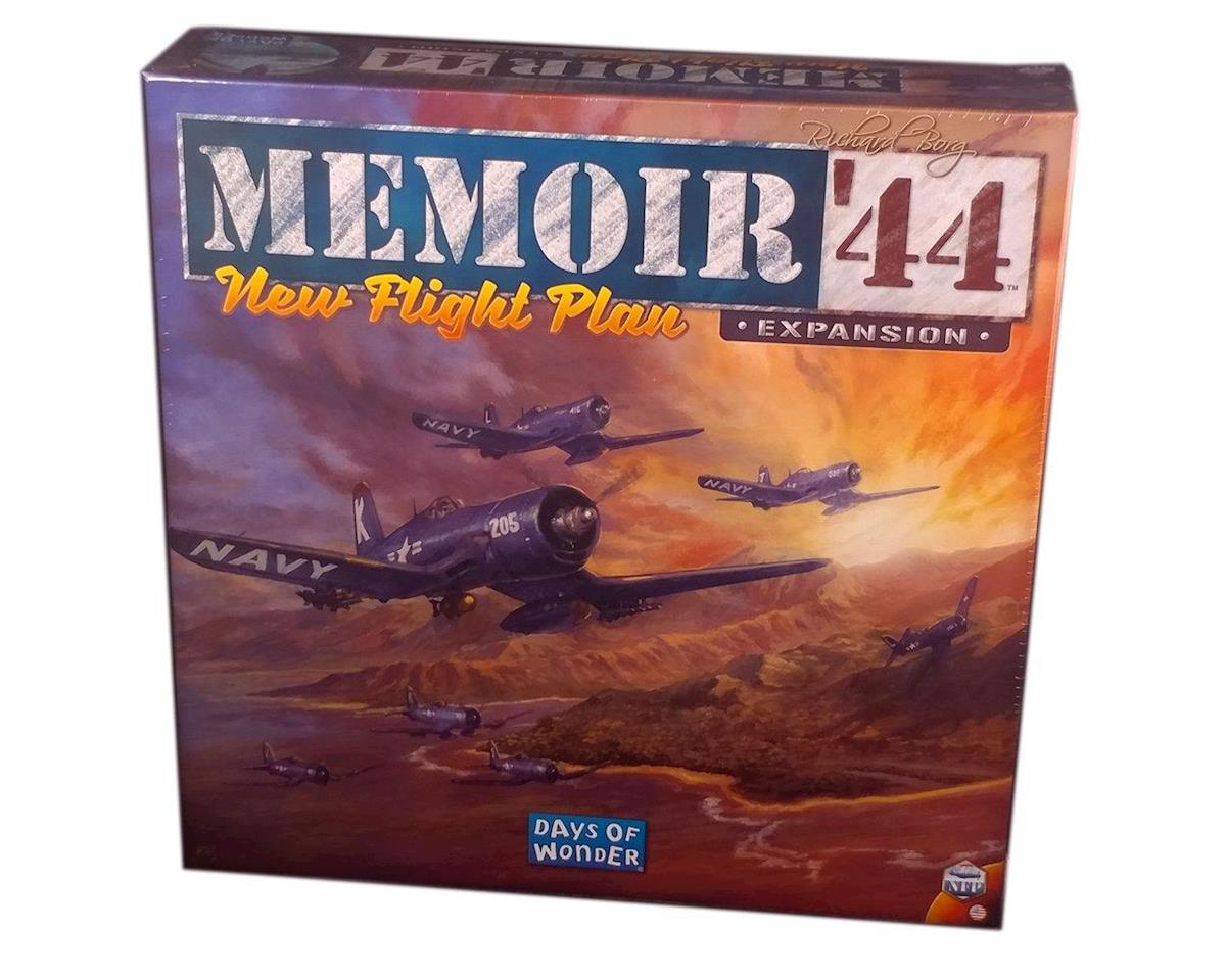 Days Of Wonder Memoir 44 New Flight Plane Exp 5/19