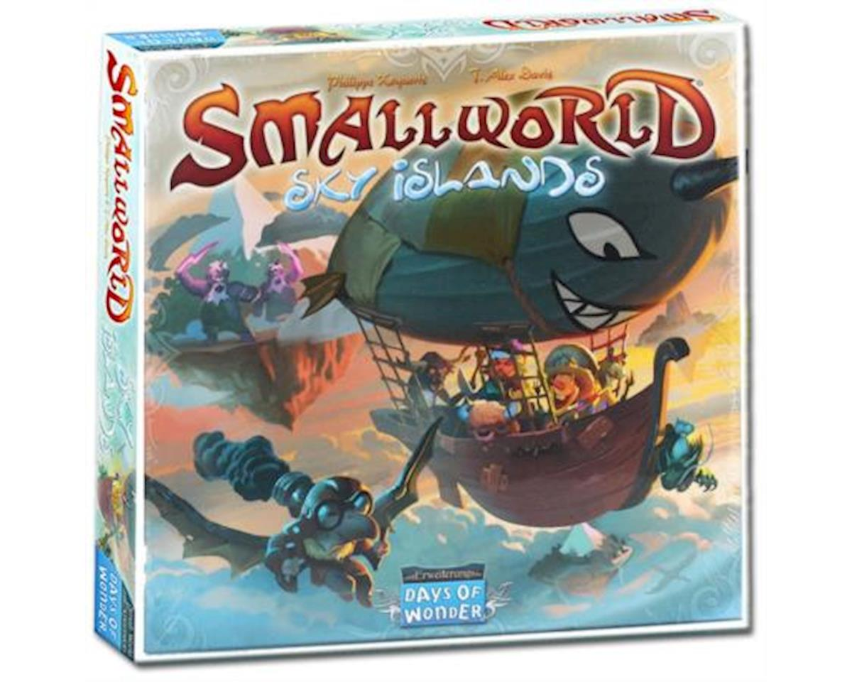 Fantasy Flight Games Sky Island Expansion Board Games