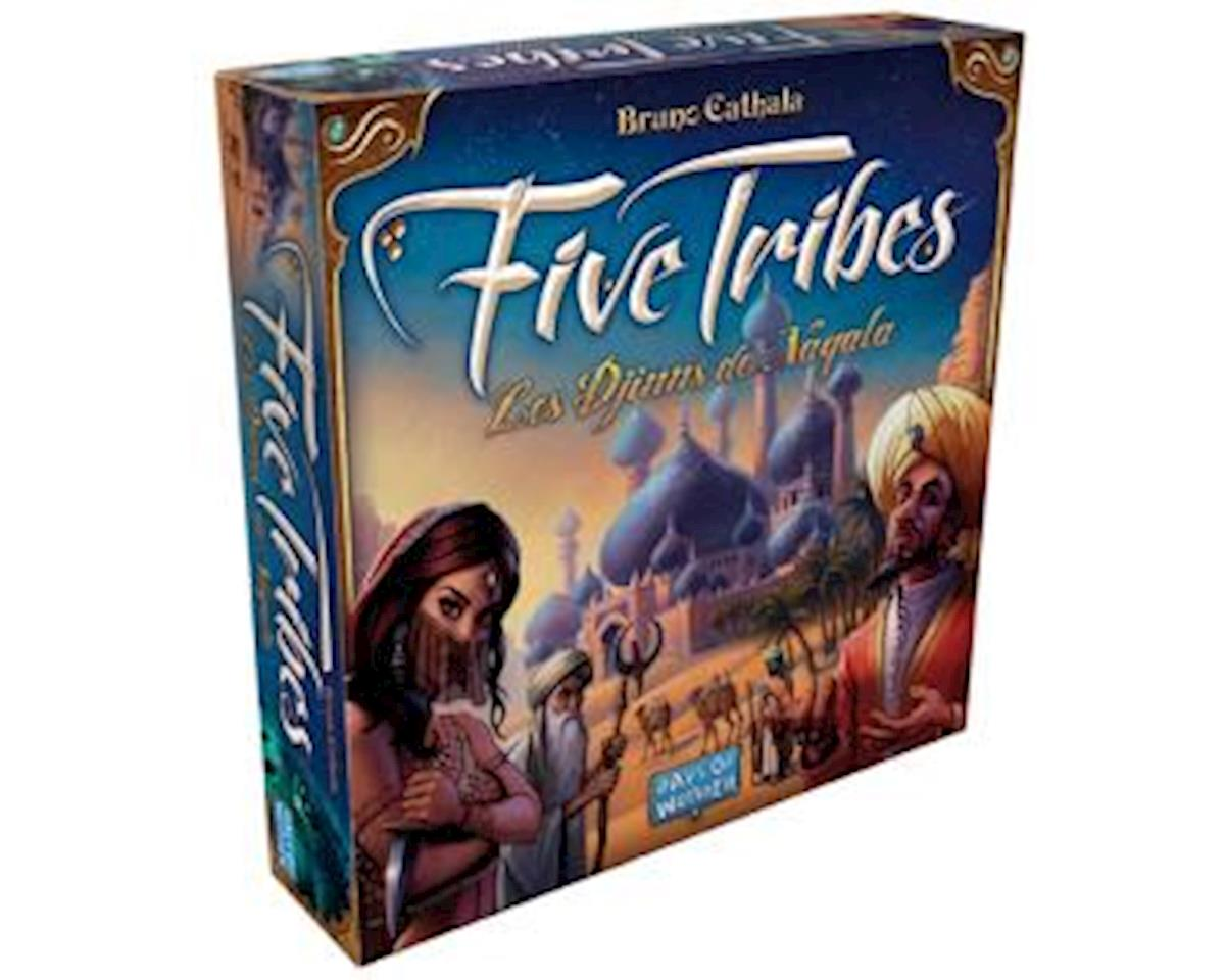 Days Of Wonder Five Tribes Game 8/14