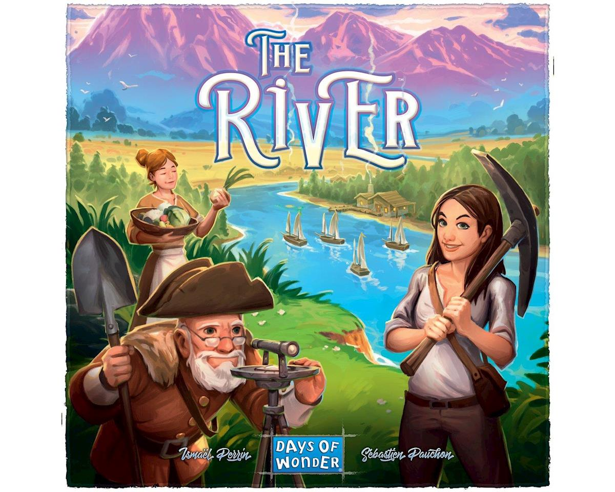 Days Of Wonder The River Game 9/18