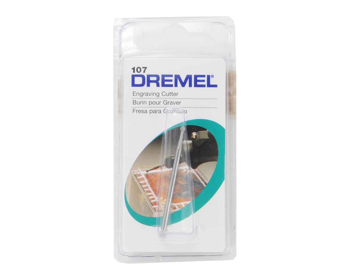 "Dremel Engraving Cutter,3/32"" Shank"