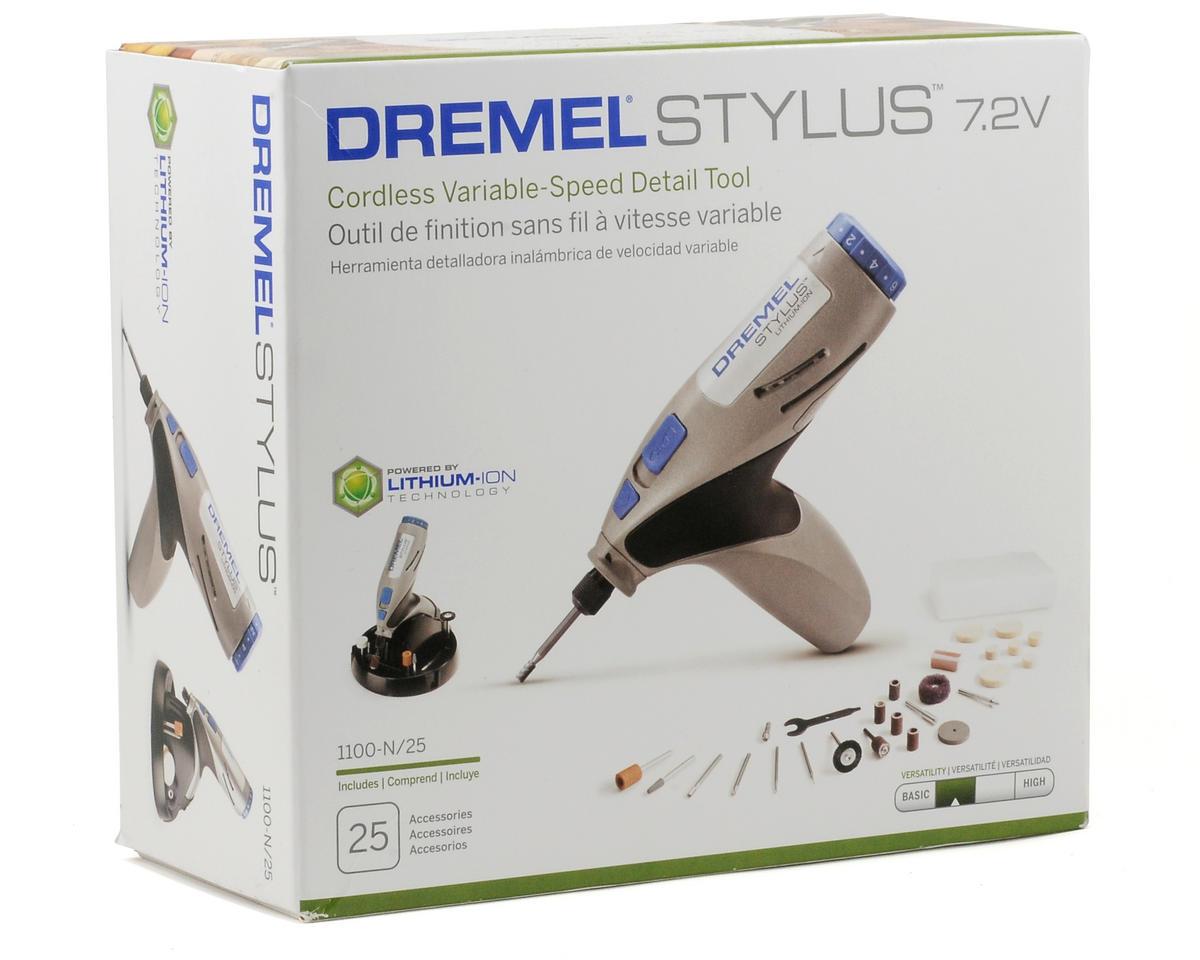 Dremel Stylus Li-Ion Cordless Rotary Tool w/25 Accessories