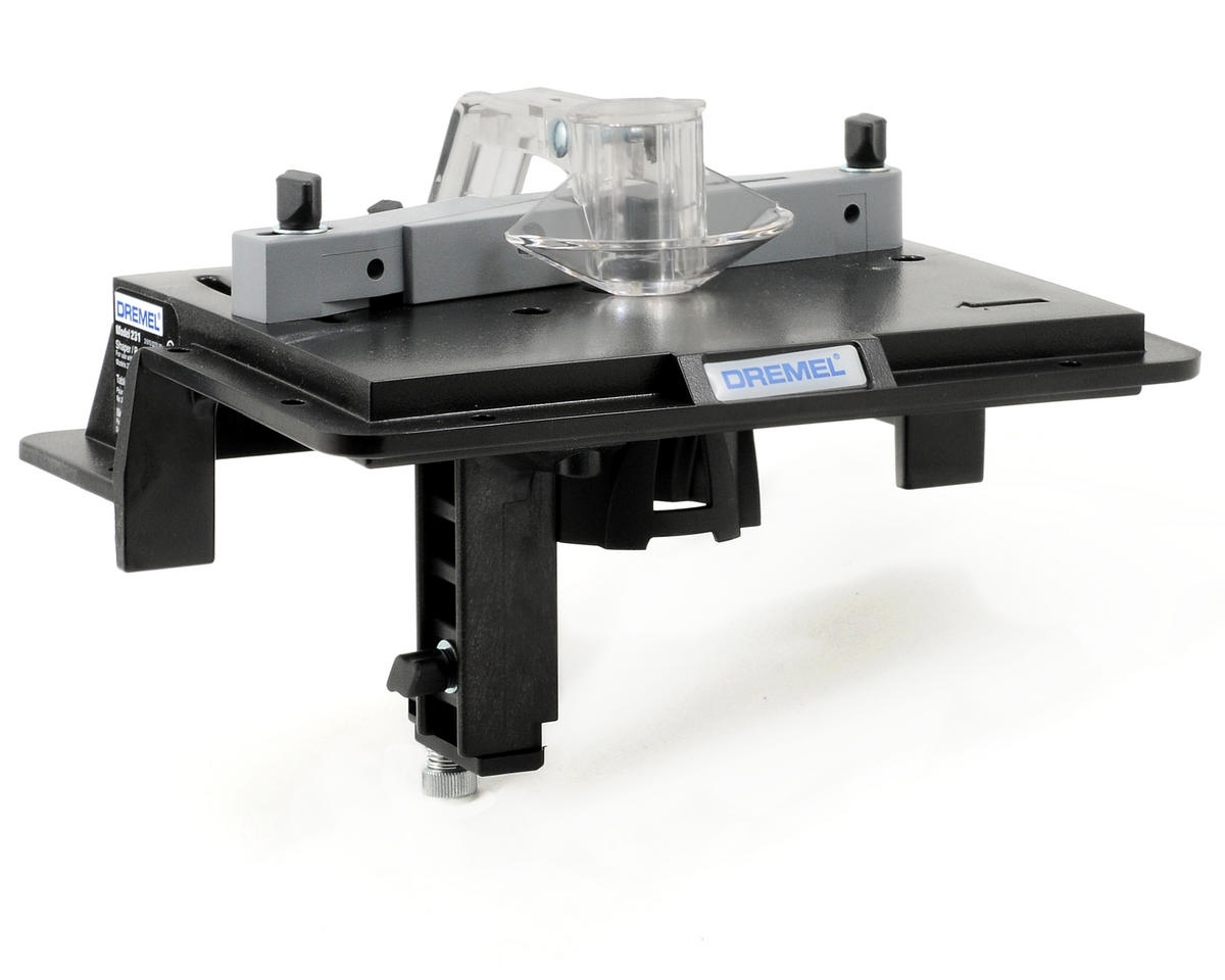 Dremel Shaper/Router Table