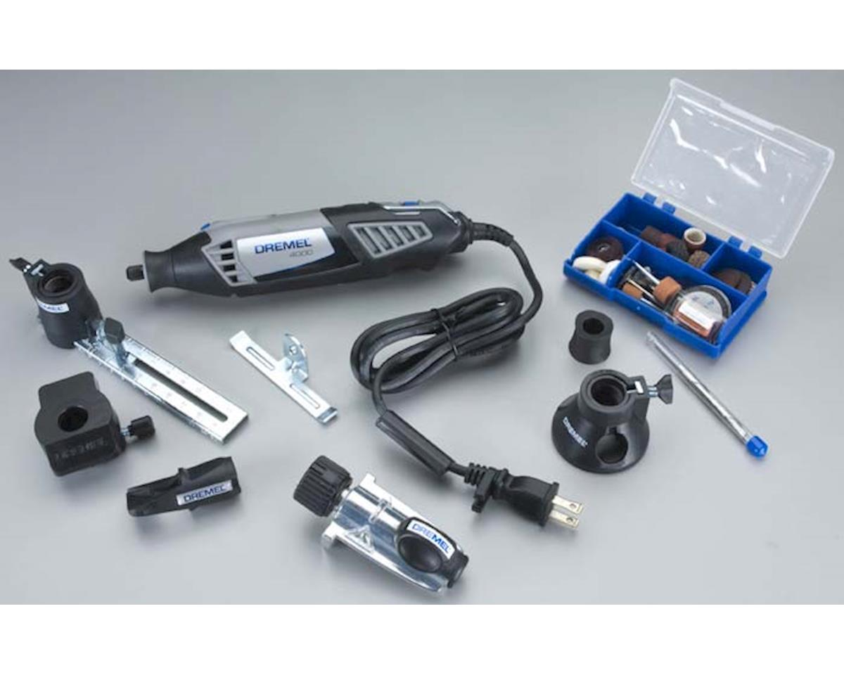 Dremel 4000-6/50 4000 Series Vrbl Spd Rotary Tool (50 accys)