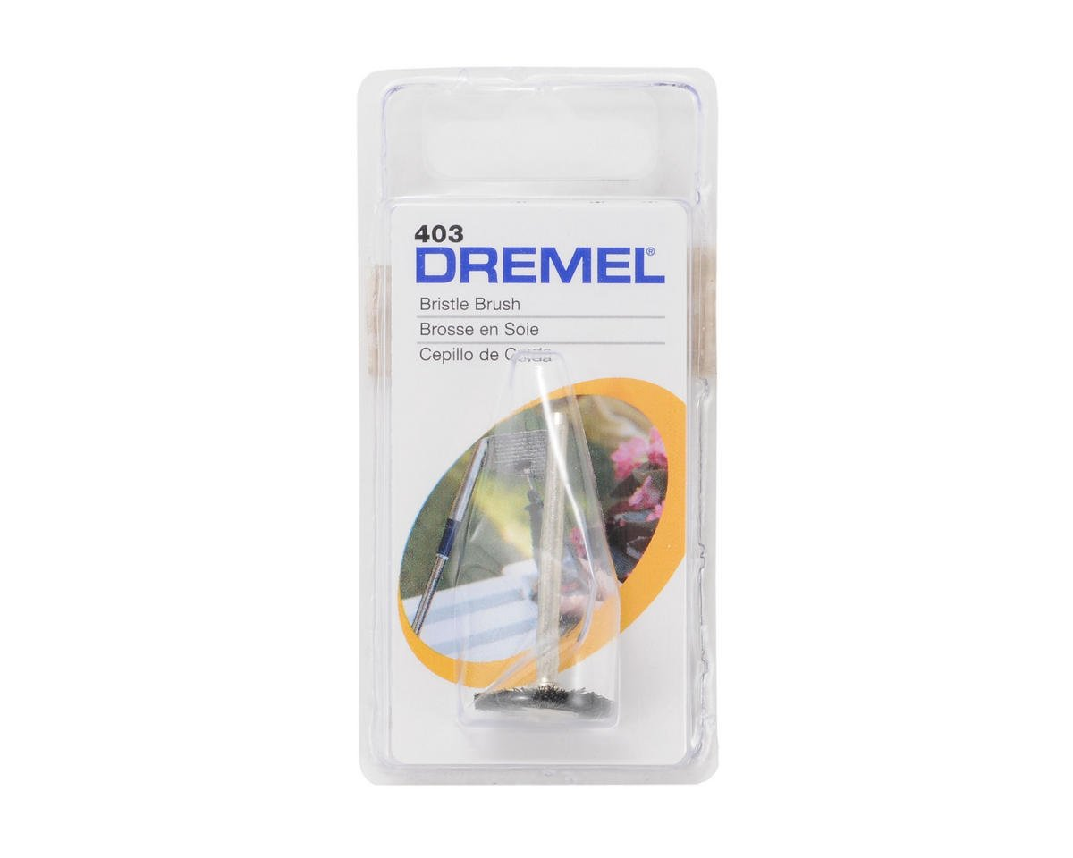 Dremel Nylon Bristle Brush