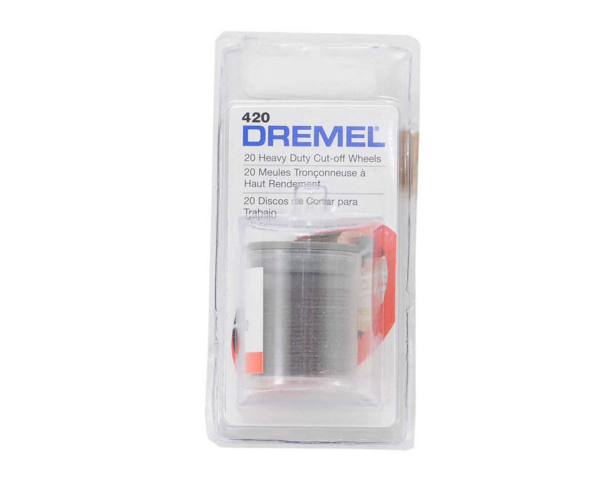 "Dremel 15/16"" Heavy Duty Cutoff Wheel (20)"