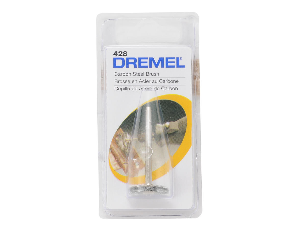 Dremel Carbon Steel Brush