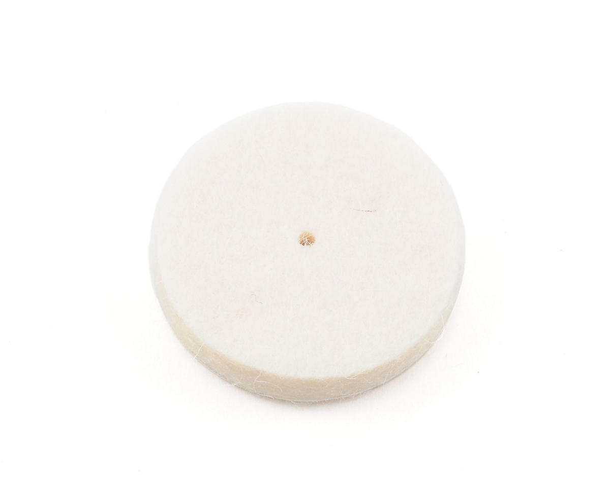 "Dremel 1"" Felt Polishing Wheel"