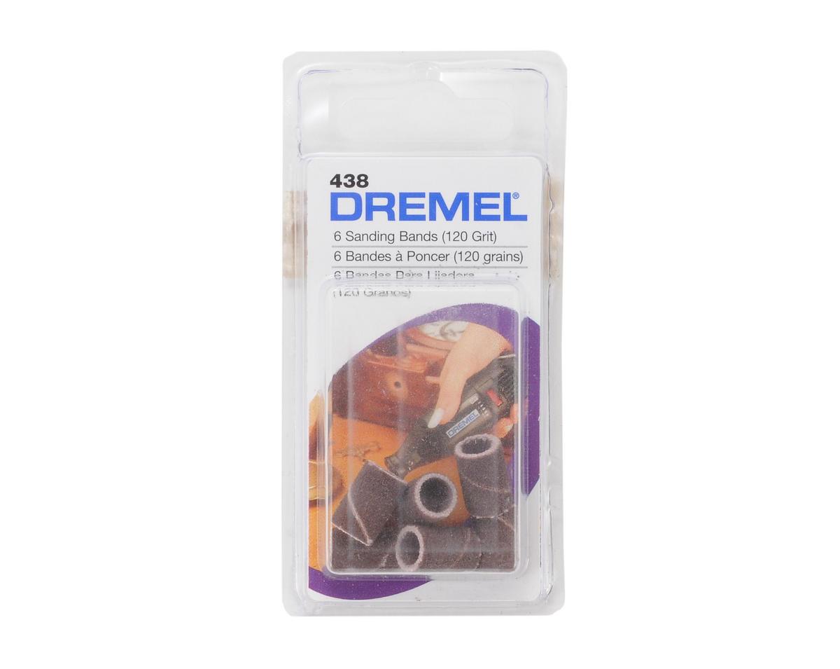 """Dremel 1/4"""" Sander Bands (6) (Fine)"""