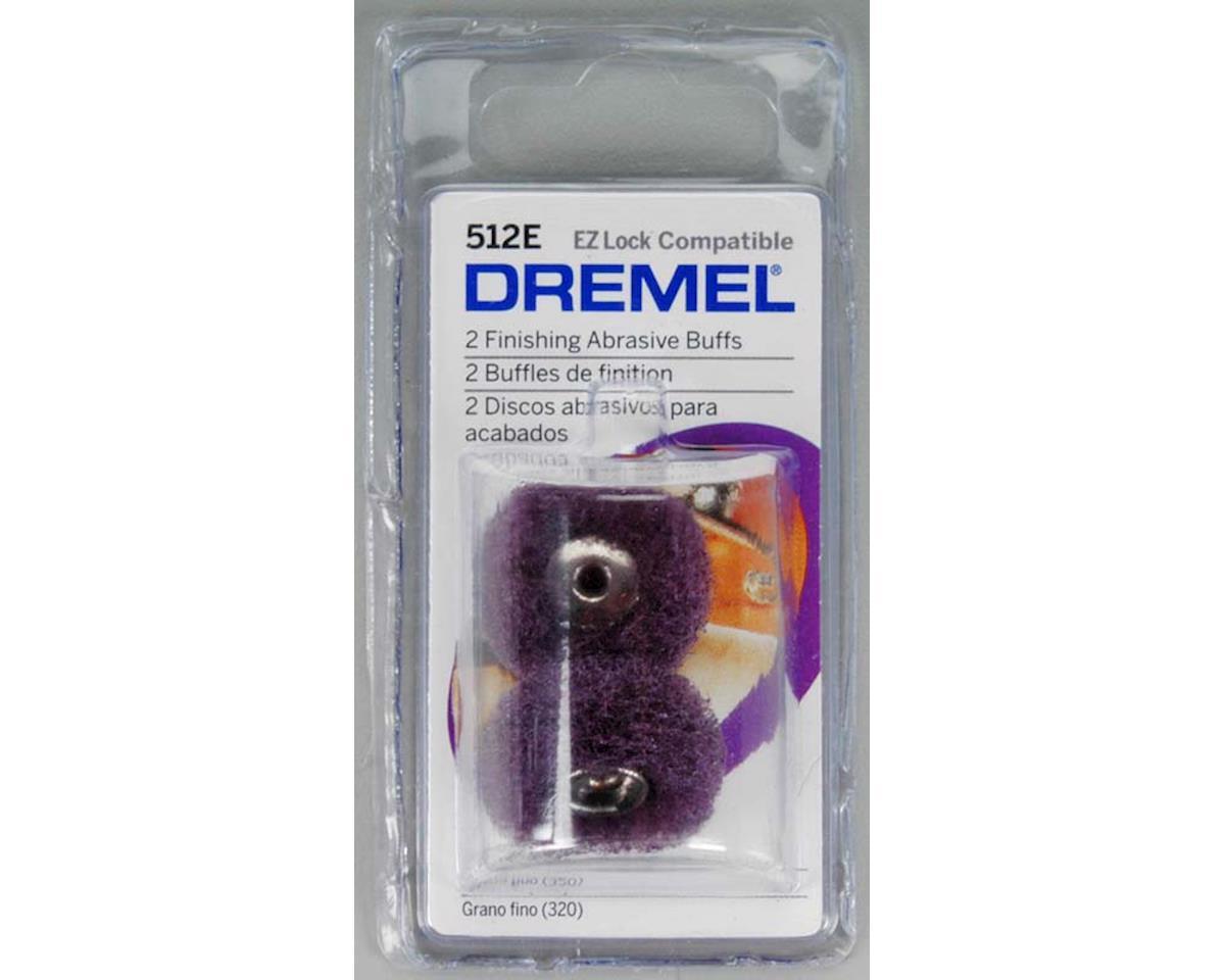 Dremel 512E EZ Lock Abrasive Wheels Fine (2)