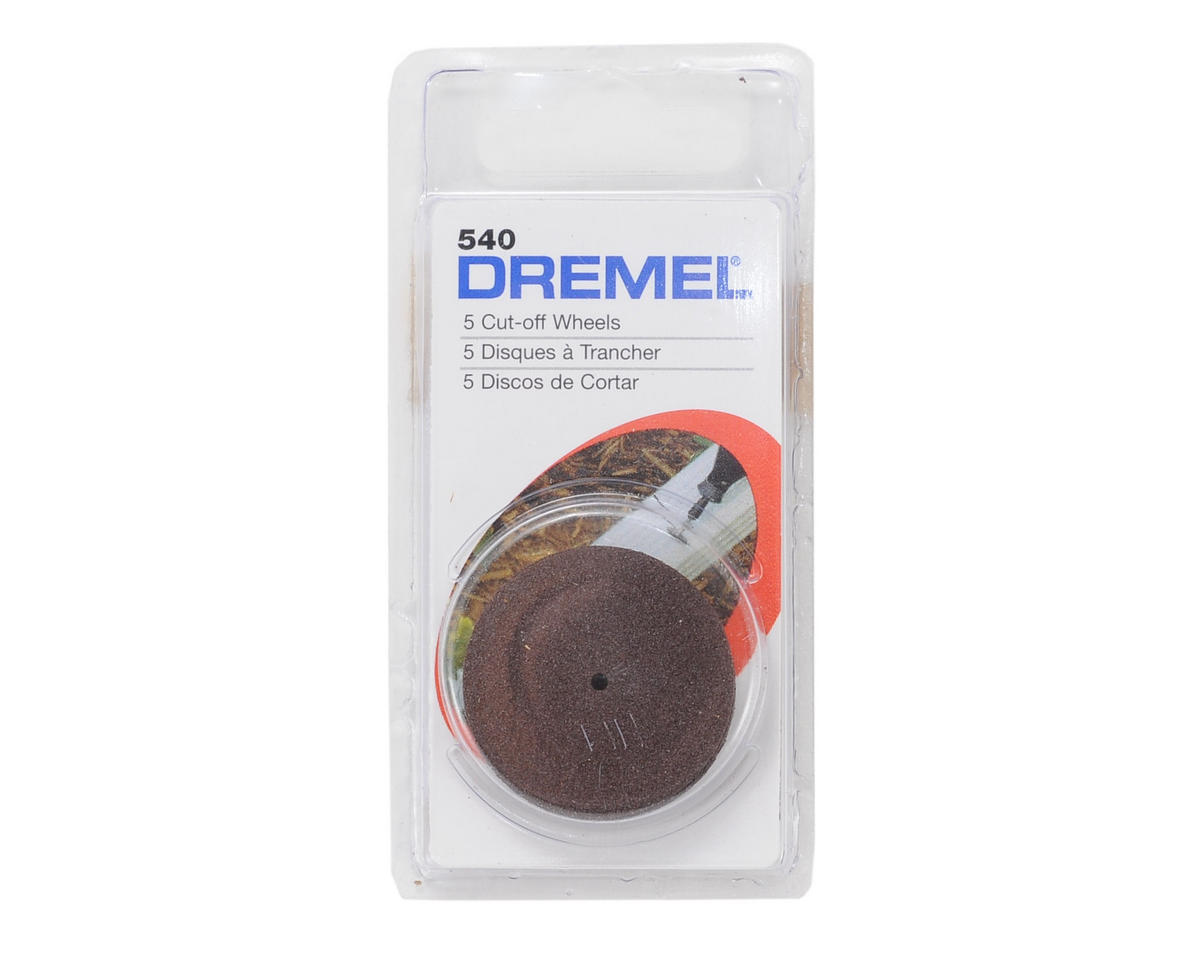 "Dremel 1-1/4"" Cut-Off Wheel (5)"