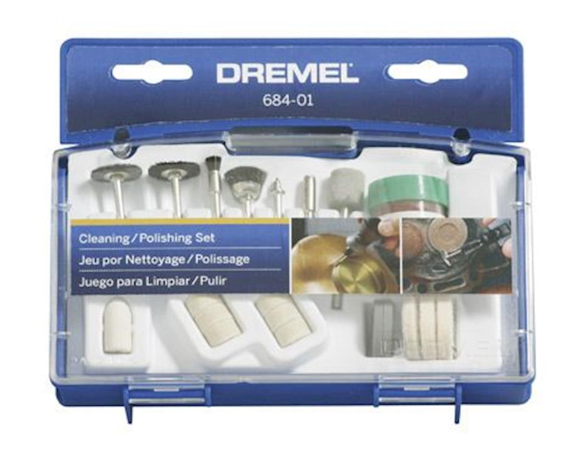 Dremel CLEANING/POLISHING SET (20 PCS)