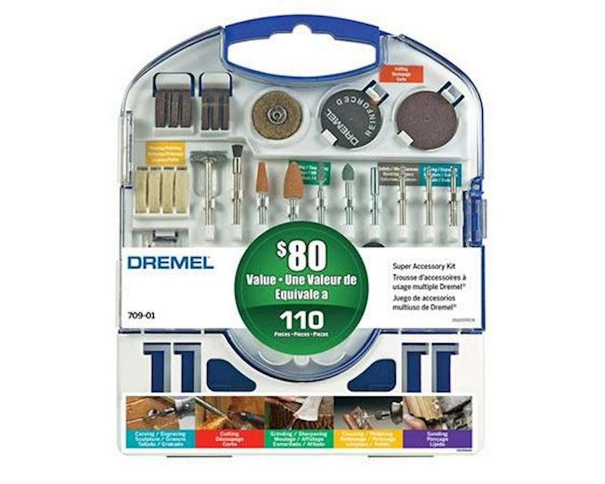 Dremel 110 pc Super Rotary Accessory Kit