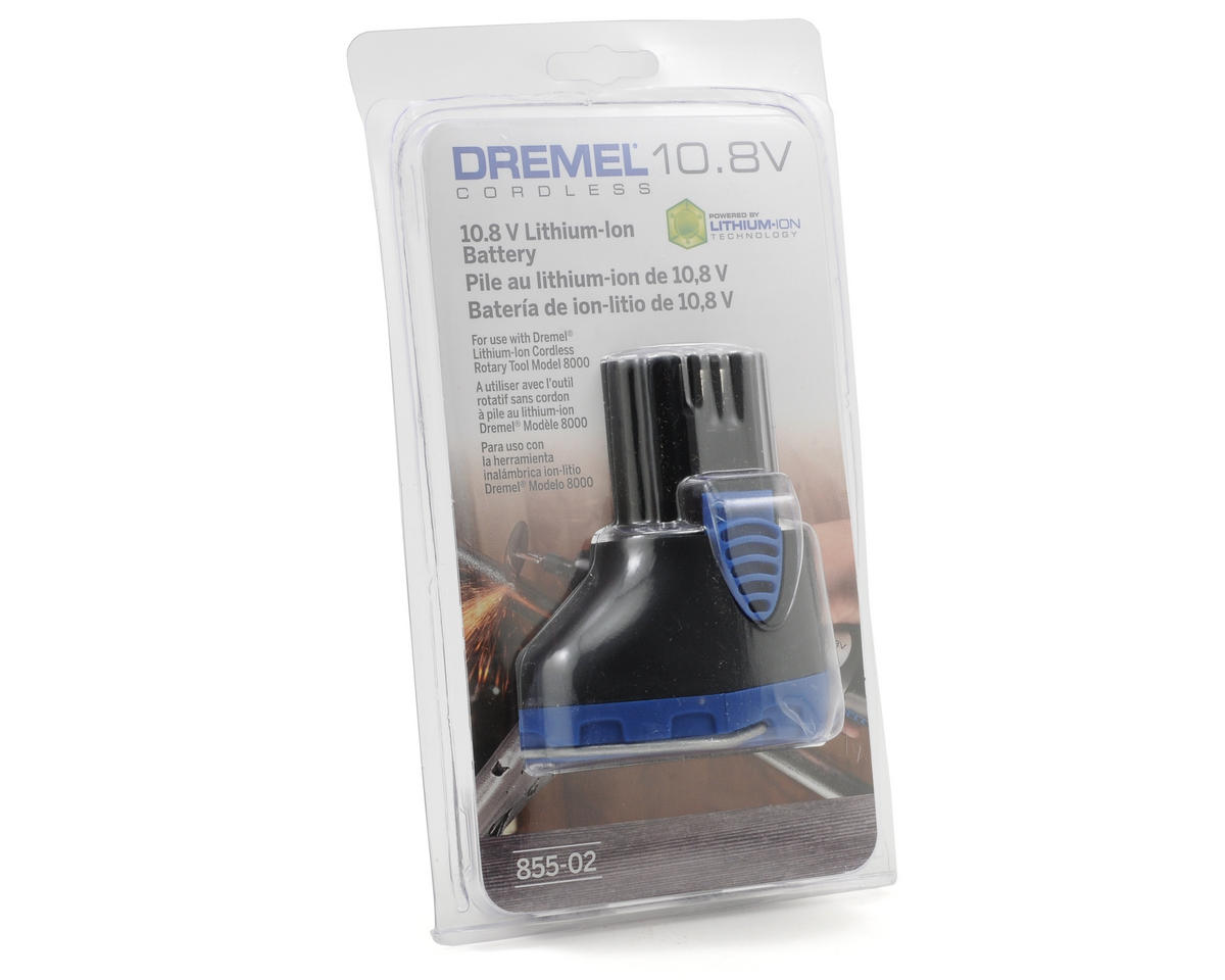 Dremel Lithium Ion 10.8V Battery Pack
