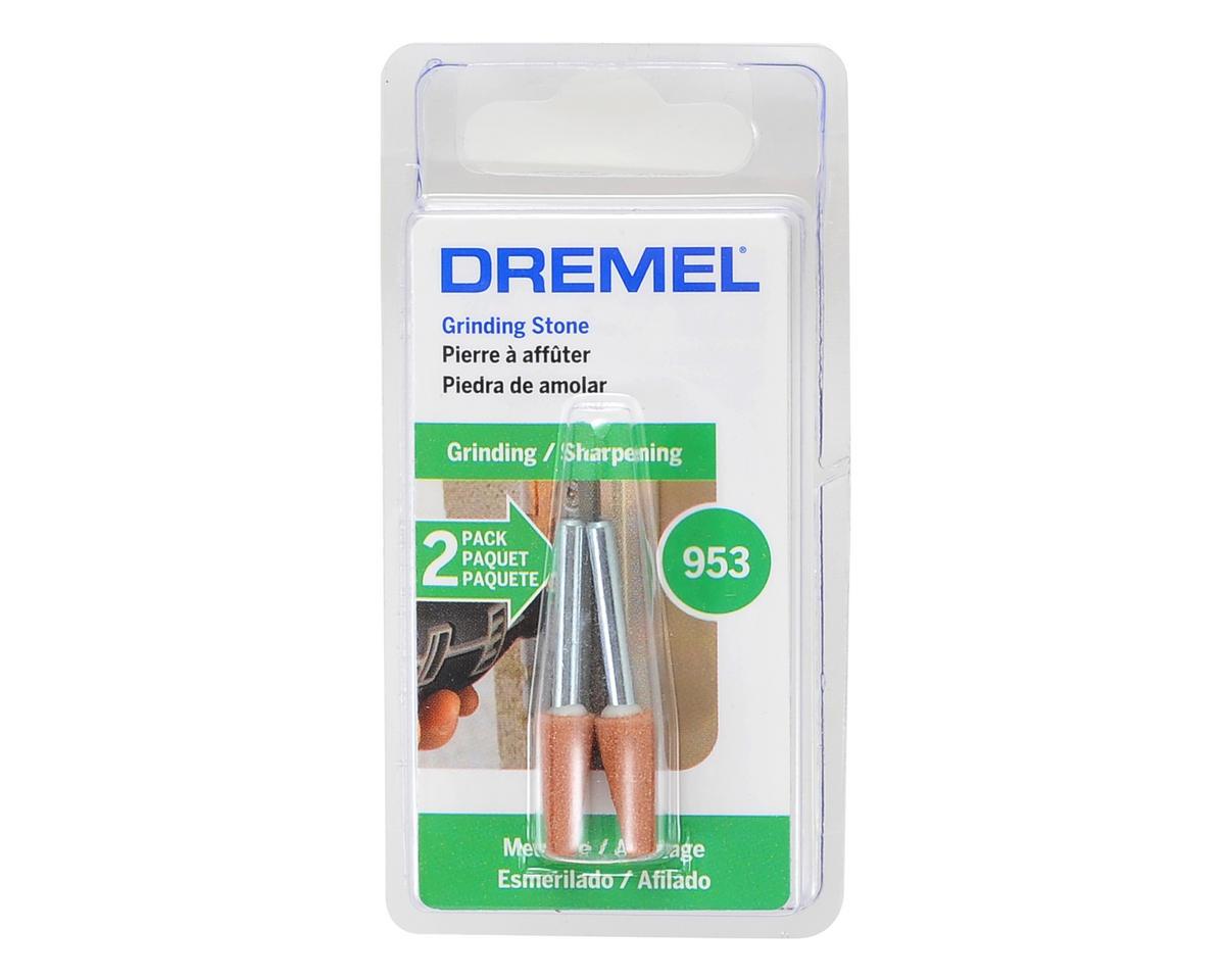 Dremel Aluminum Oxide Grinding Stone (2)