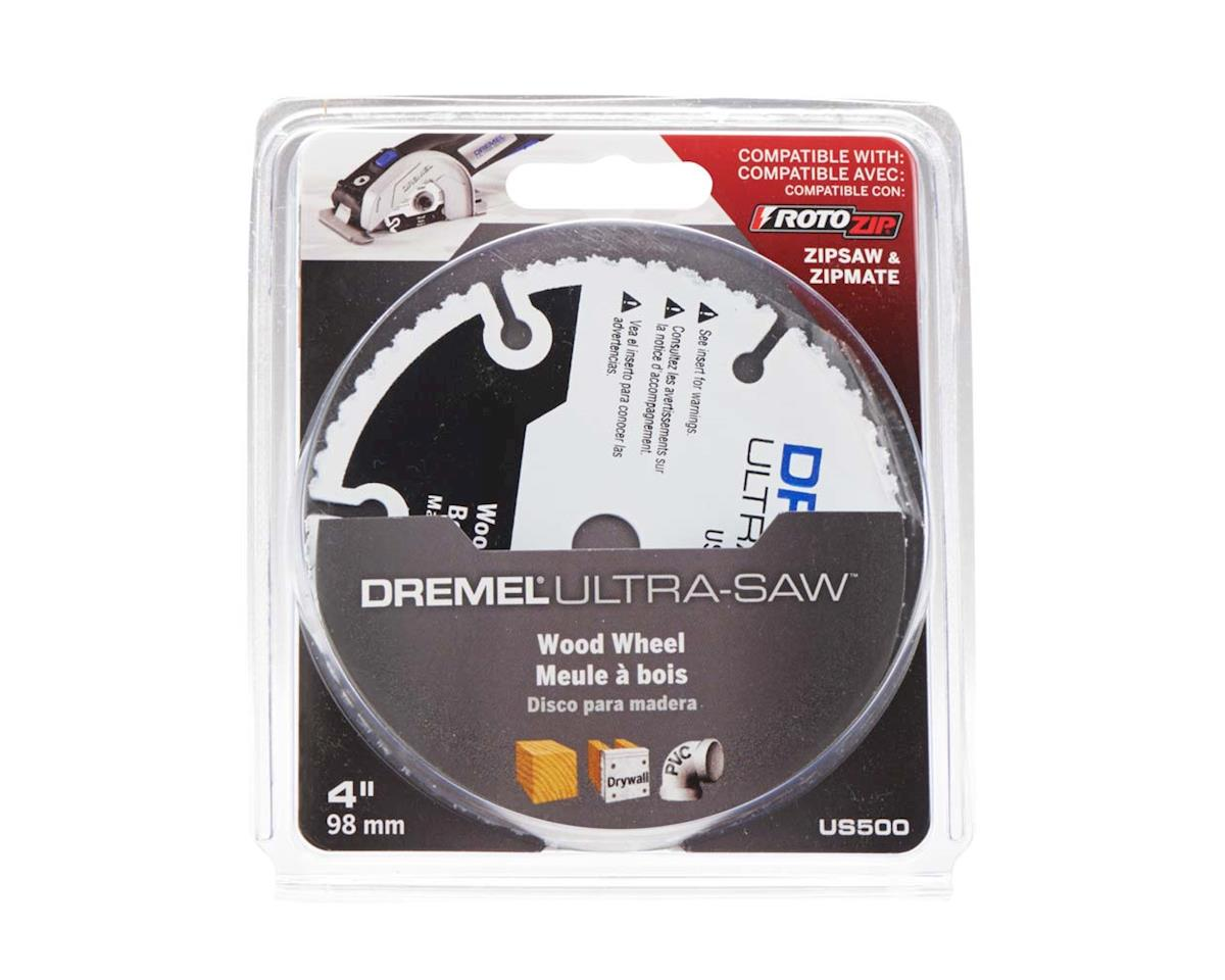 US500-01 Ultra-Saw Carbide Wood/Plastic Cutting Wheel by Dremel