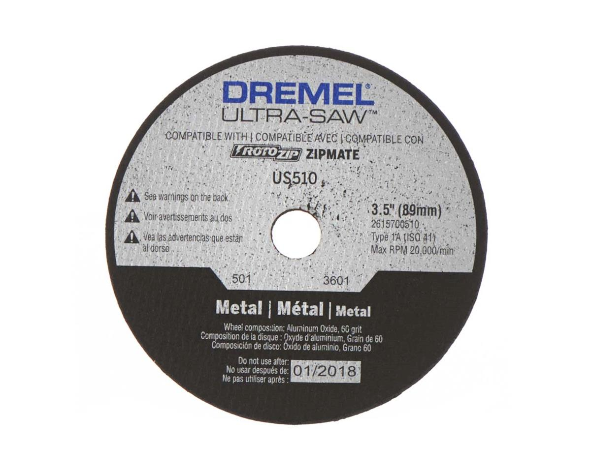 Dremel US510-01 Ultra-Saw Metal Cutting Wheel