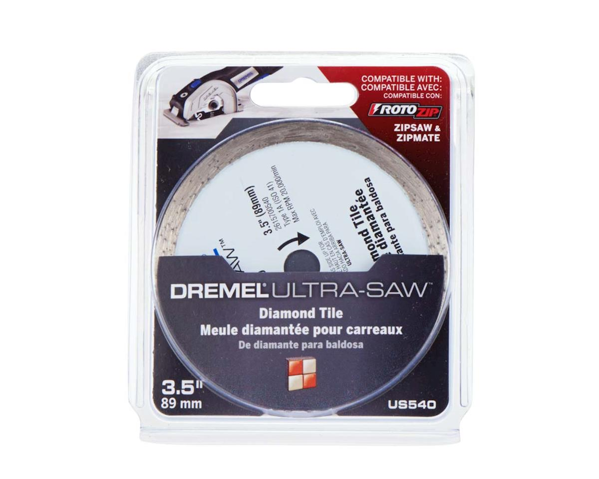 Dremel US540-01 Ultra-Saw Diamond Tile Cutting Wheel