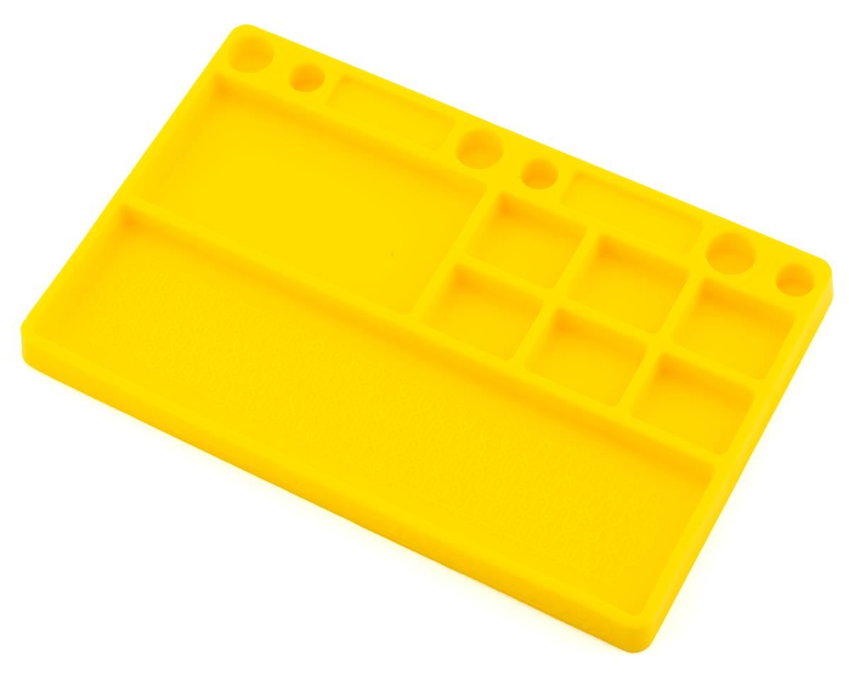 Rubber Parts Tray (Yellow)