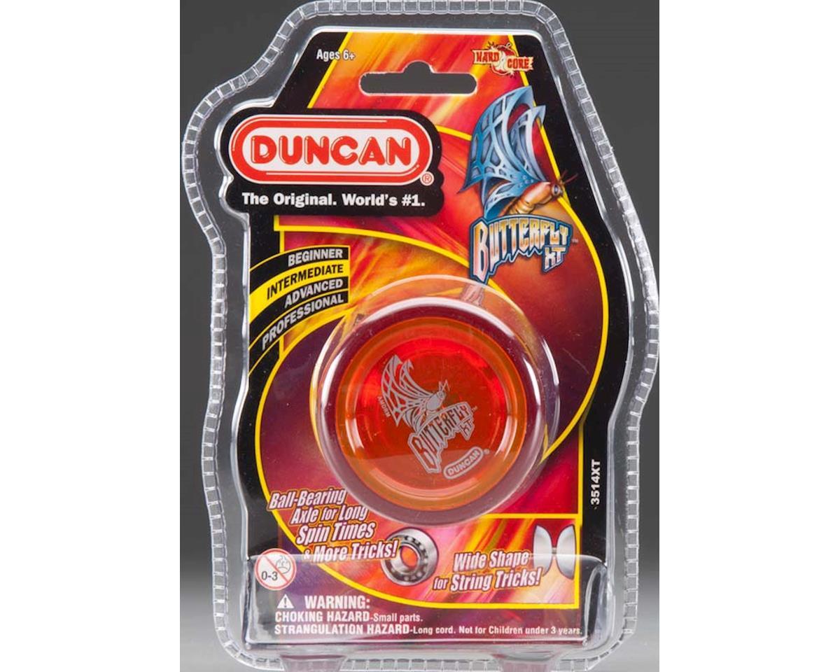 Duncan Toys Company  Butterfly Xt, Ball Bearing Axle Yo-Yo