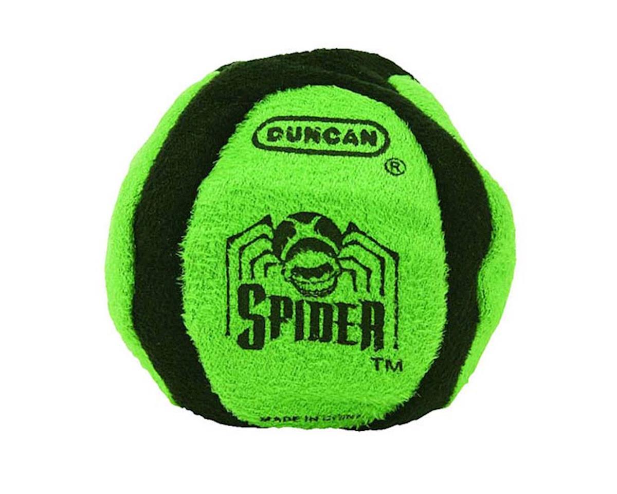 Duncan Toys 3906SA Spider 6 Panel Sand Filled Footbag