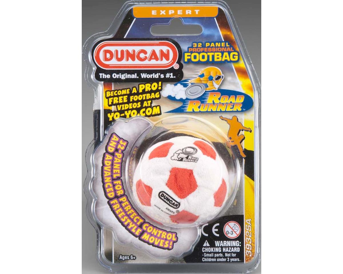 3932SA Roadrunner 32 Panel FootBag by Duncan Toys