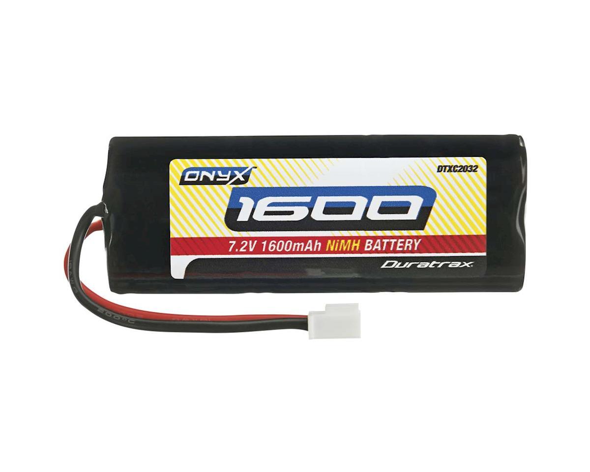 DuraTrax NiMH Onyx 6C 7.2V 1600mAh Stick Mini Connector Dromida