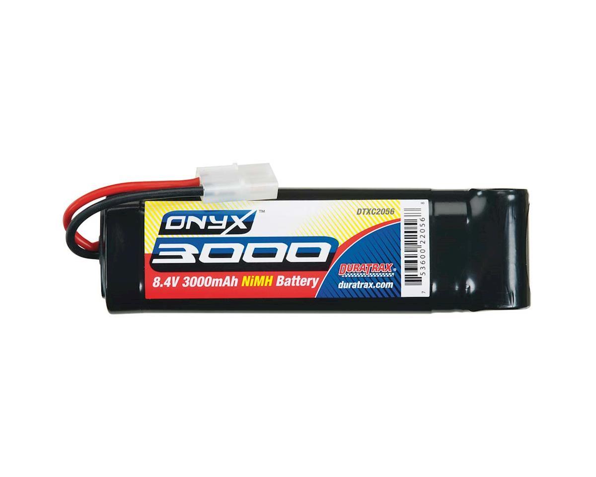 DuraTrax NiMH Onyx 8.4V 3000mAh Stick Std Plug