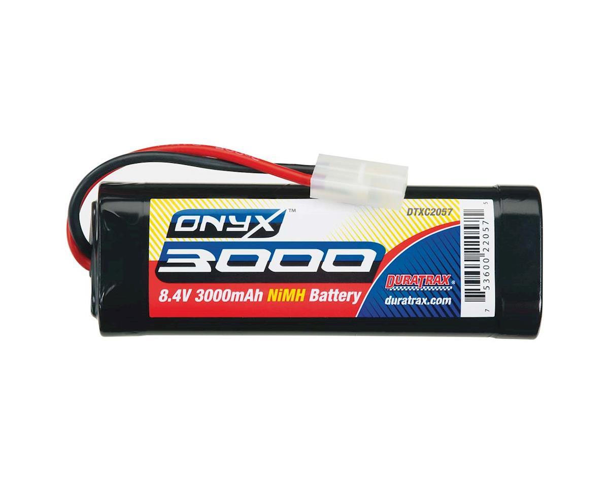 DuraTrax NiMH Onyx 8.4V 3000mAh Hump Std Plug