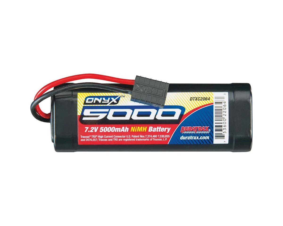DuraTrax NiMH Onyx 7.2V 5000mAh Stick TRA Plug