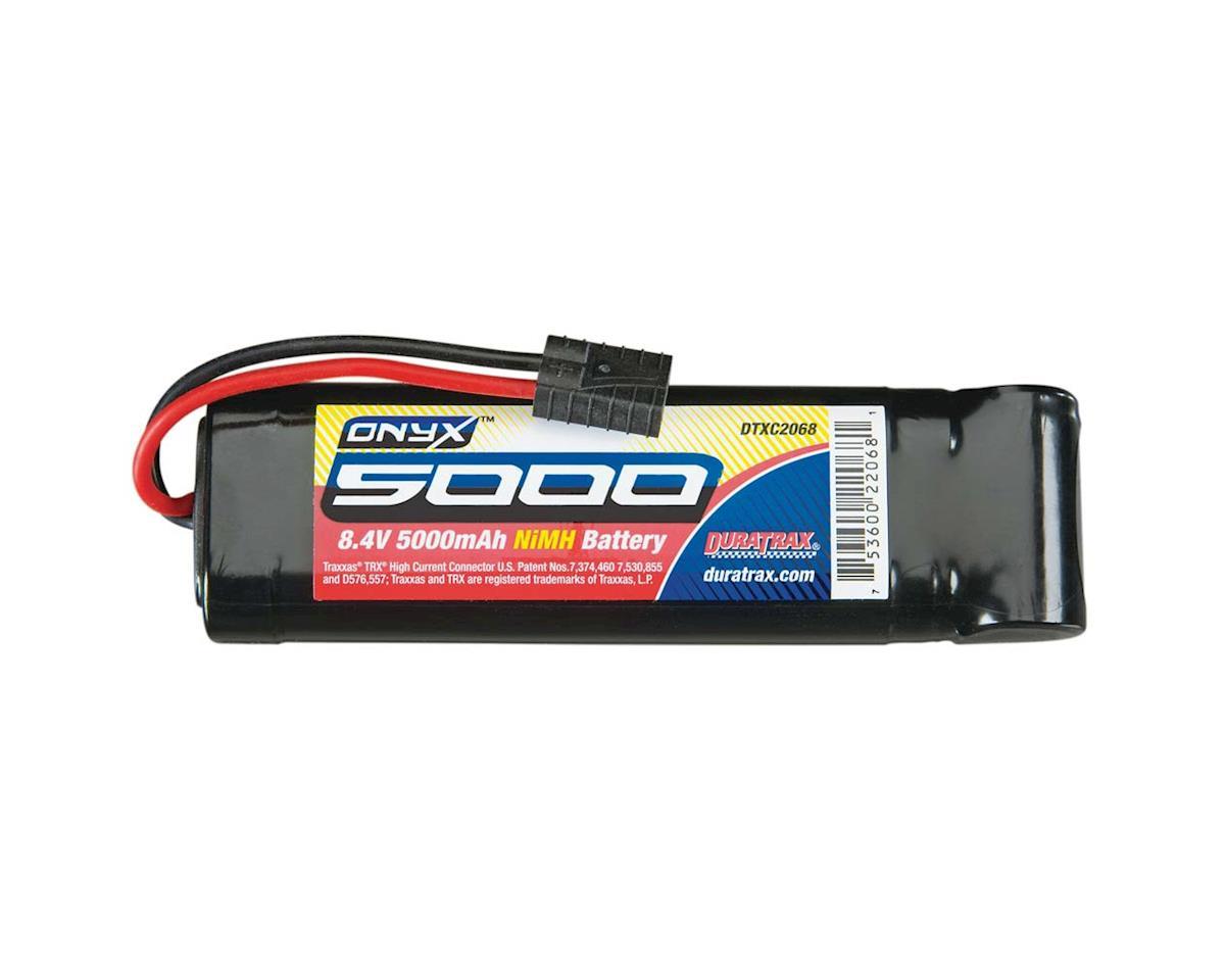 Duratrax  Nimh 8.4V Onyx 5000Mah Stick Tra Plug by DuraTrax