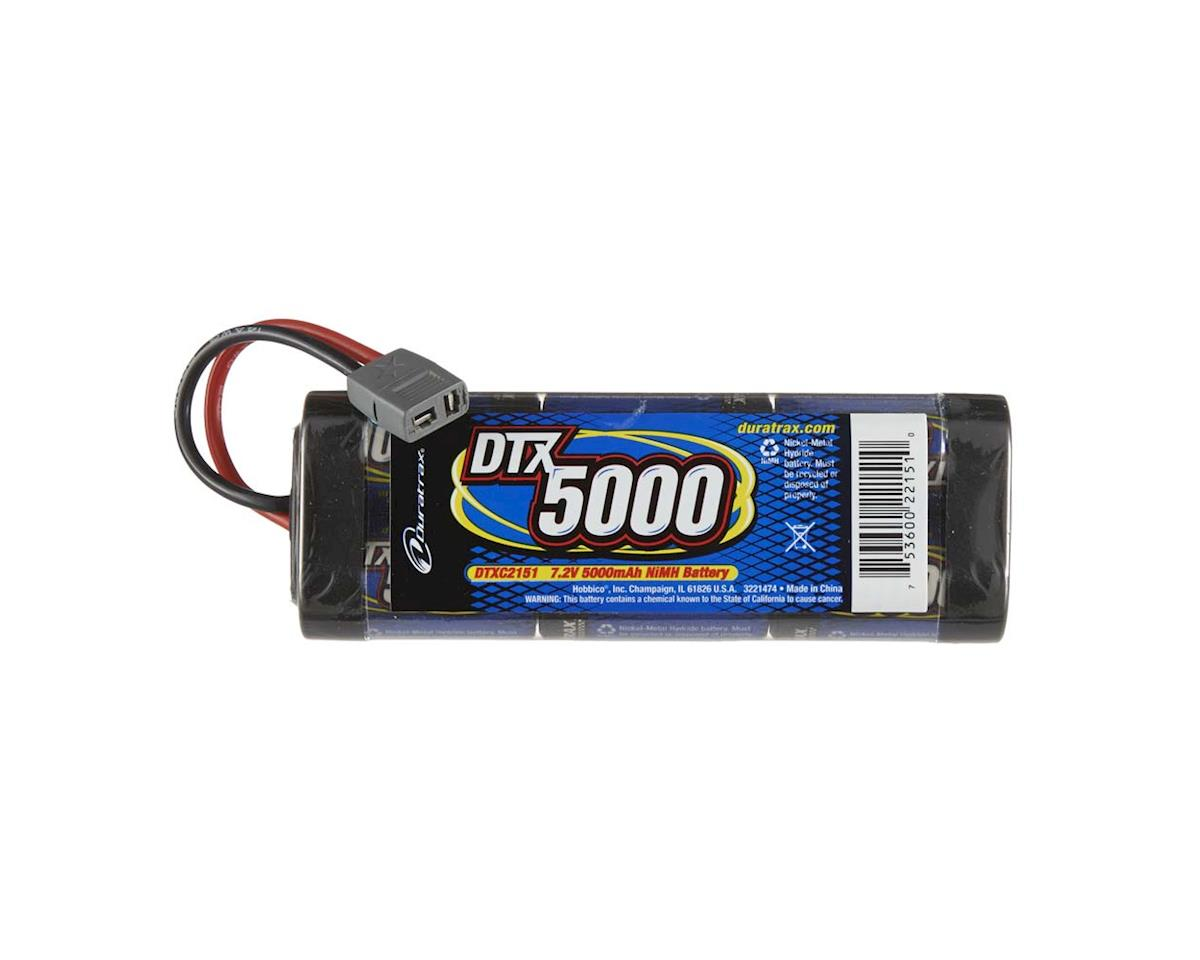NiMH 7.2V 5000mAh Stick Star Plug by DuraTrax