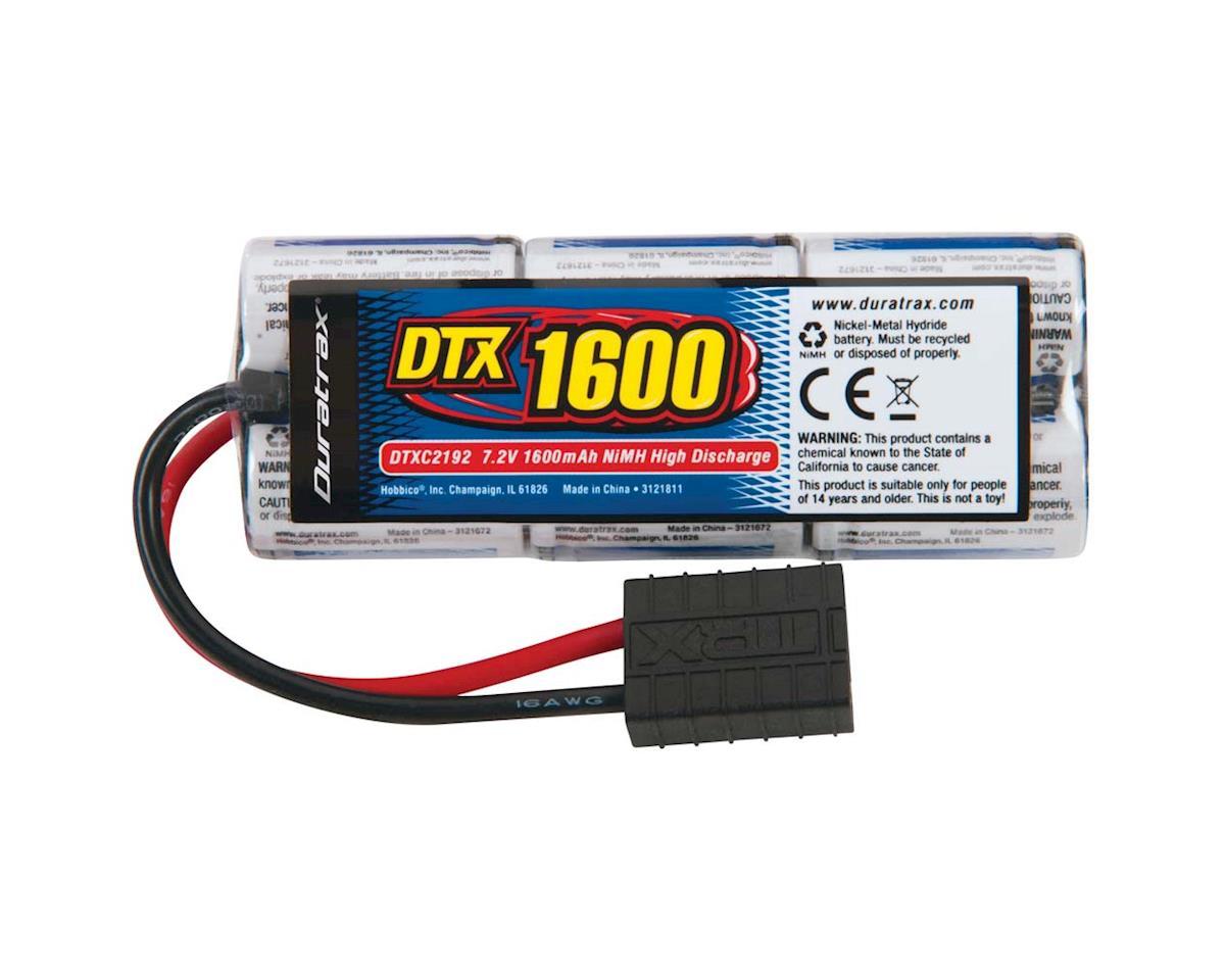 DuraTrax Duratrax  Nimh 7.2V 1600Mah 2/3A Stick Pack 1/16 Tra Plug
