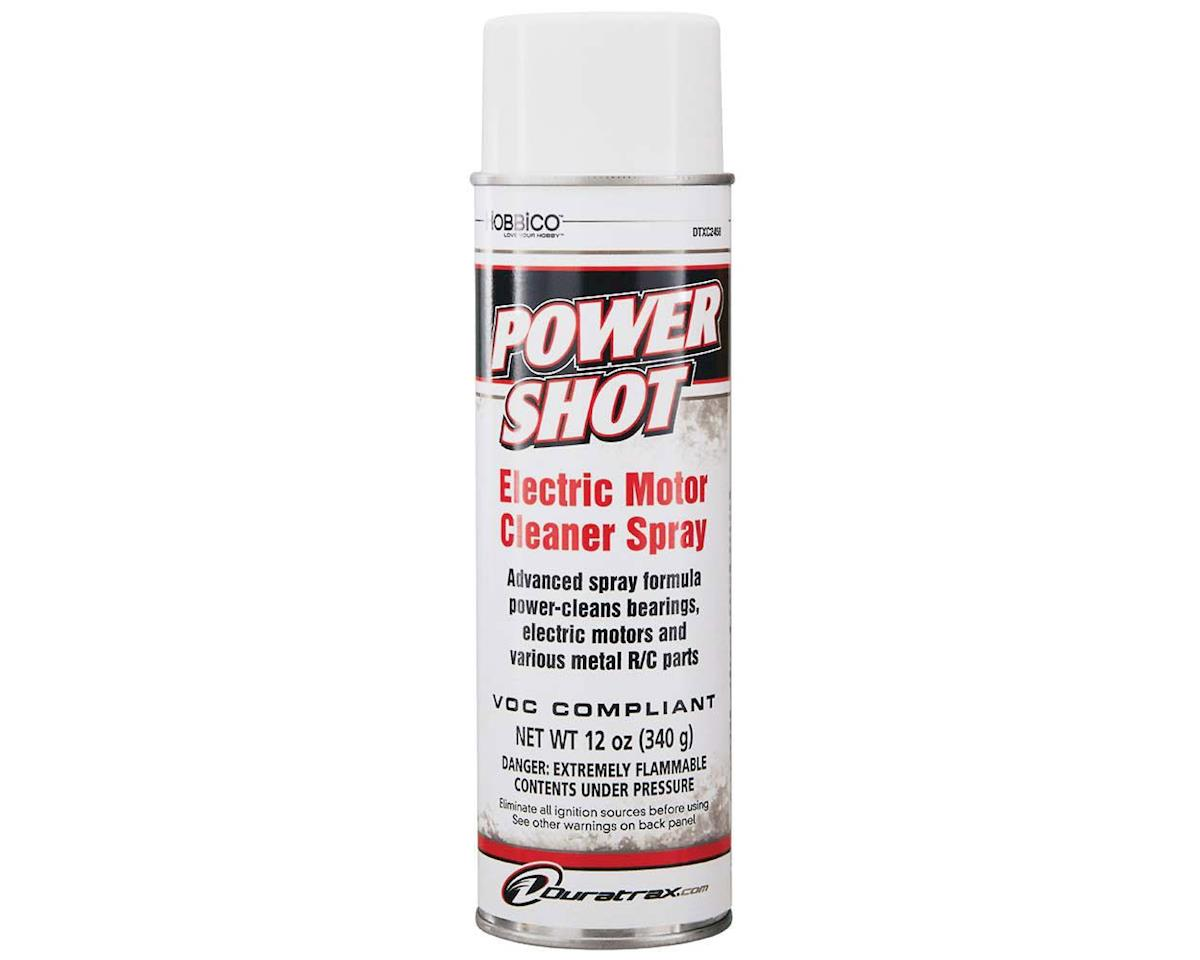 Powershot Motor Cleaner (12oz) by DuraTrax