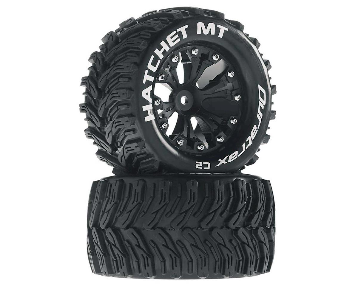 "DuraTrax Hatchet MT  2.8"" 2WD Rear Mounted Truck Tires (Black) (2)"