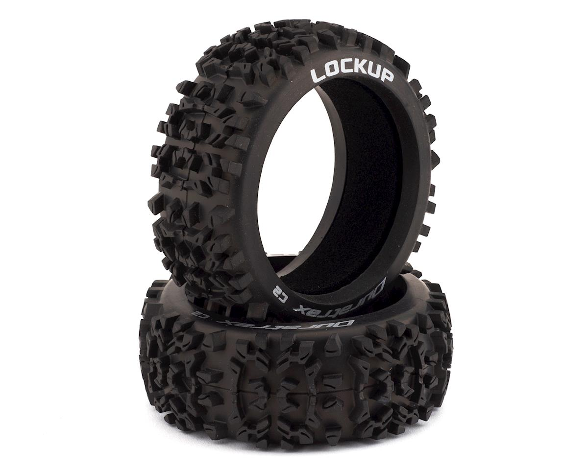 Lockup 1/8 Buggy Tire (2) (C2) by DuraTrax