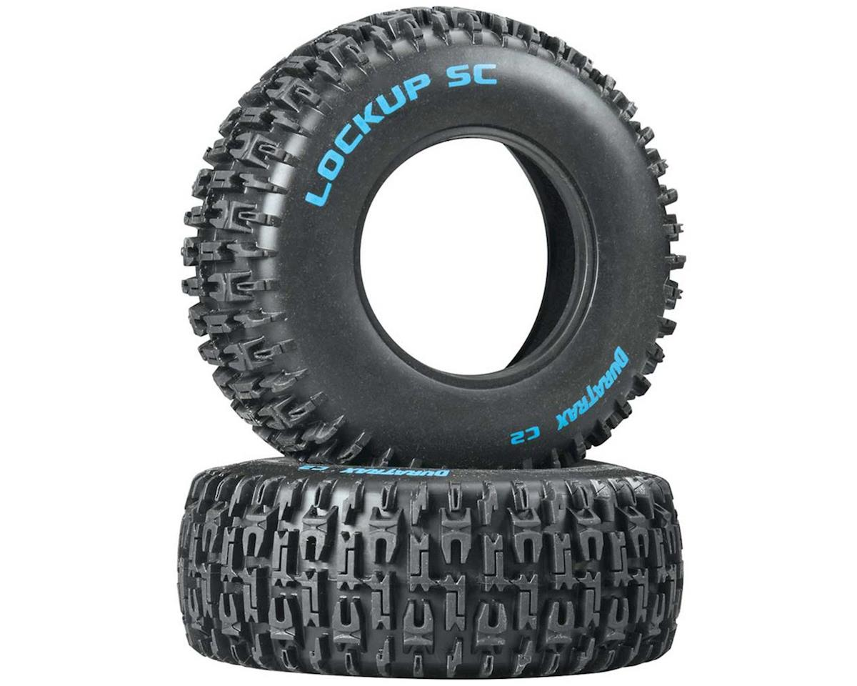 DuraTrax Lockup Short Course Tire (2) (Soft - C2)