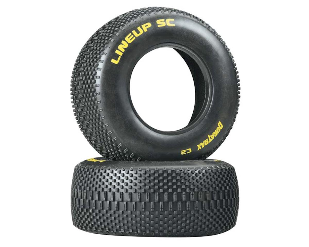 Lineup 1/8 SC Tire C2 (2) by DuraTrax