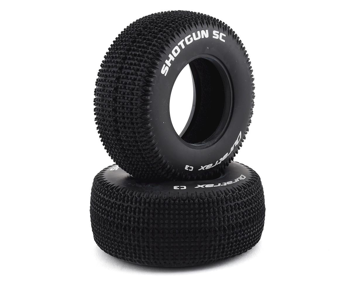 Shotgun SC Tire C3 (2) by DuraTrax