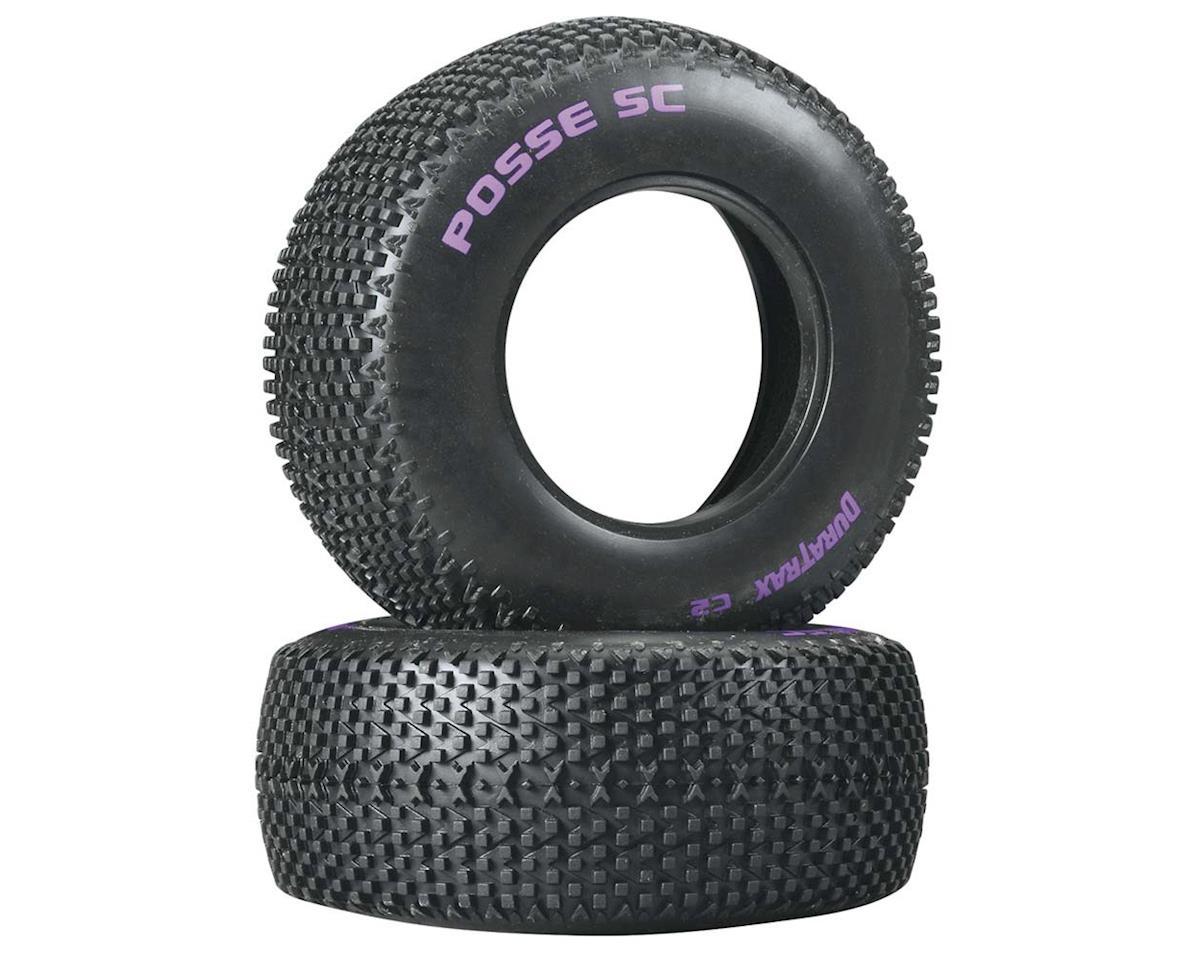 Posse SC Tire C2 (2) by DuraTrax