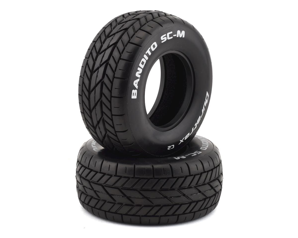 DuraTrax Bandito SC-M Oval Short Course Truck Tires (2) (C2)