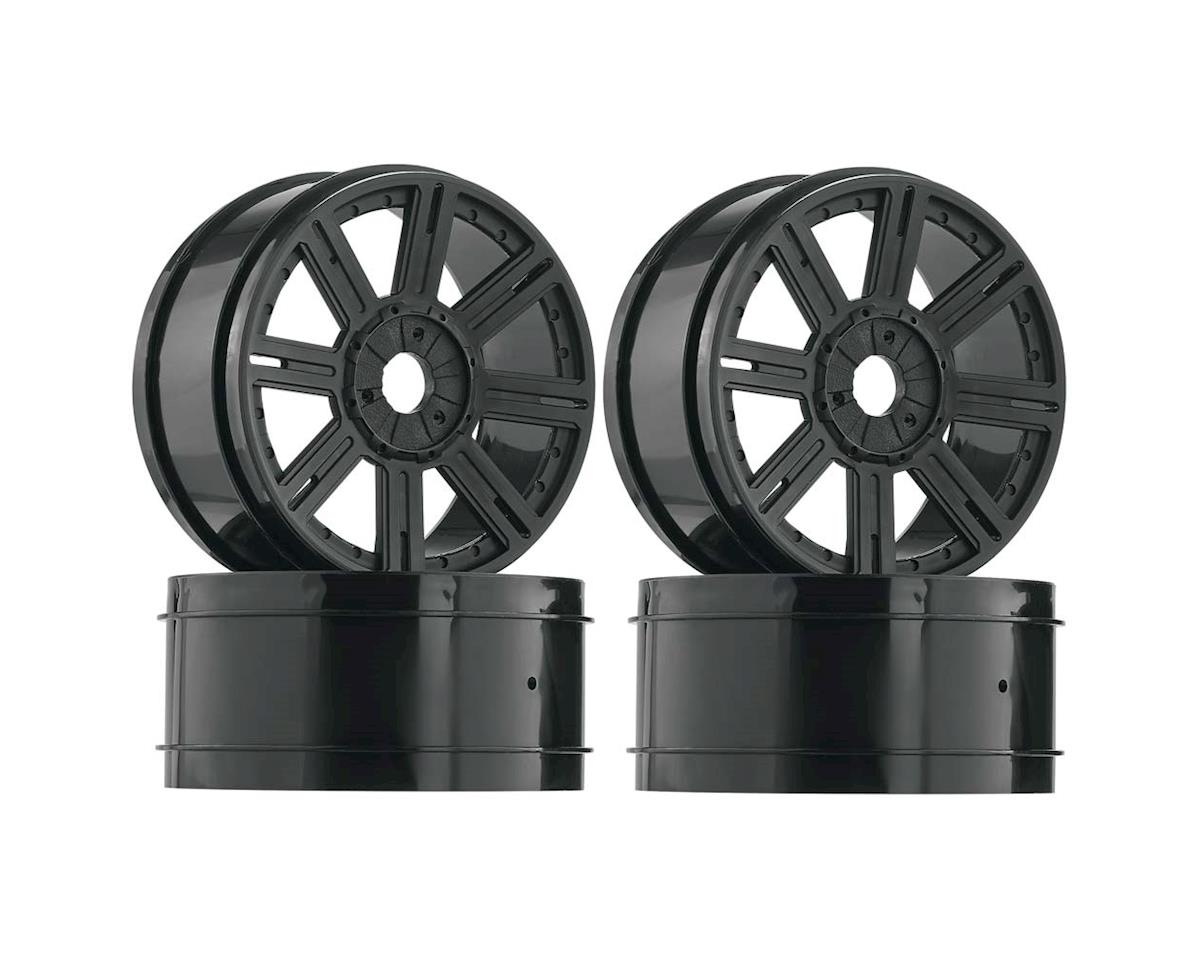 DuraTrax 1/8 Buggy Wheel Spoke Black (4)