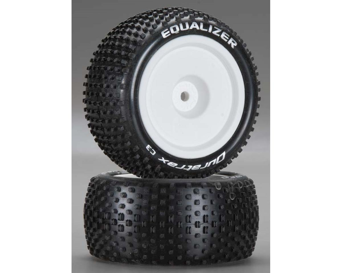 DuraTrax Equalizer 1/10 Buggy Tire 4WD Re C3 Mtd KYO LOS (2)
